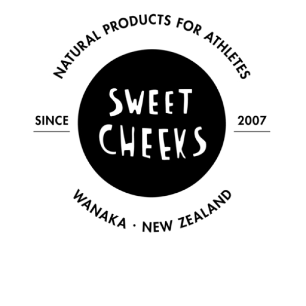Sweet Cheeks NZ - supporting sponsor of the Shotover Moonlight Mountain Marathon