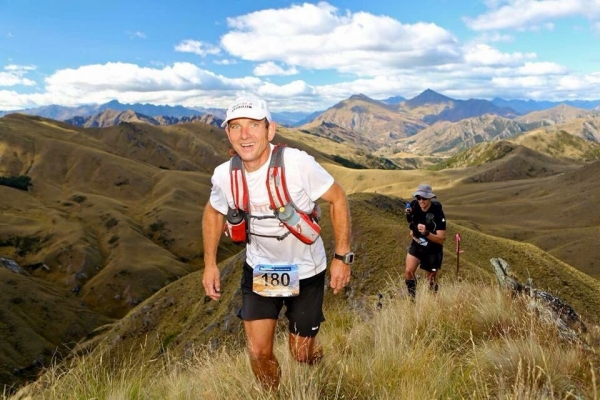 Mal Law - Shotover Moonlight Mountain Marathon